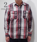 WAREHOUSE FLANNEL WESTERN SHIRTS