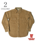 WAREHOUSE COTTON BLANKET SHIRT