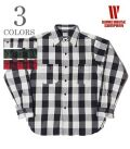 WAREHOUSE FLANNEL SHIRT A柄