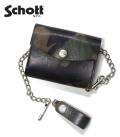 Schott CAMO MEDUIM WALLET