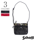 Schott NYLON SHOULDER BAG
