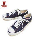 WAREHOUSE LOW CUT DENIM SNEAKER