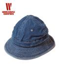 WAREHOUSE DENIM ARMY HAT
