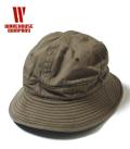 WAREHOUSE HERRINGBONE ARMY HAT