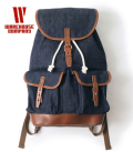 WAREHOUSE ウエアハウス DENIM BACKPACK