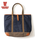 WAREHOUSE ウエアハウス DENIM TOTE BAG