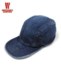 WAREHOUSE USN EXPERIMENTAL DENIM CAP