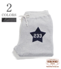 DUBBLEWORKS STAR 233 SWEAT PANTS