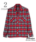 706union 1957 FLANNEL SHIRT