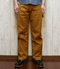 BEAR FOOT 10号帆布 PAINTER PANTS