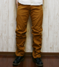 BEAR FOOT 10号帆布 TROUSERS PANTS