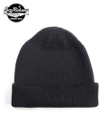 BUZZ RICKSON'S Type A-4 Black Watch Cap』