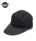 BUZZ RICKSON'S BLACK ARMY CAP