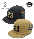 BUZZ RICKSON'S SQUADRON EMBROIDERY CAP Fling Tigers