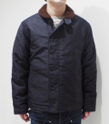 BUZZ RICKSON'S Type N-1 NAVAL CLOTHING DEPOT DEMOTEX-ED