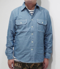 CAMCO CHAMBRAY WORK SHIRT