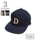 THE H.W.DOG&CO. BASEBALL CAP