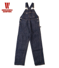 WAREHOUSE DD-1006XX NO.1 DENIM OVERALL