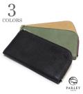 PARLEY フィンランドエルクL型長財布