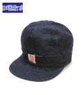 HEAD LIGHT BLUE DENIM WORK CAP