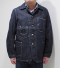 HEAD LIGHT 9.5oz. BLUE DENIM WOAK COAT