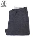 JAPAN BLUE ジャパンブルー ブルックリン|コバートトラウザース『Covert Twill Trousers』【アメカジ・ワーク】J21470J01