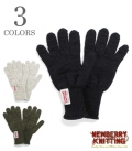NEWBERRY KNITTING RUG WOOL GLOVE