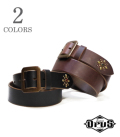 OPUS US OIL LEATHER BELT
