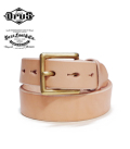 BEAR FOOT BENZ LEATHER BELT