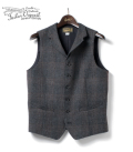 ORGUEIL Glen Check Gilet