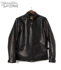 ORGUEIL Horsehide Zipper Cossack Jacket