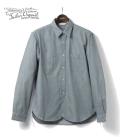 ORGUEIL Regular Collar Work Shirt