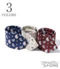 ORGUEIL Paisley Silk Tie