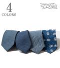 ORGUEIL Indigo Tie