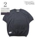 ORGUEIL Cotton Silk Knit T-shirt