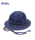PHERROW'S INDIGO WABASH JUNGLE HAT