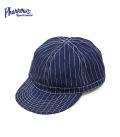 PHERROW'S INDIGO WABASH WORK CAP