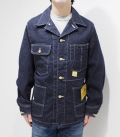 SUGAR CANE 11oz. BLUE DENIM WORK COAT