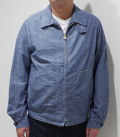 SUGAR CANE 5oz. CHAMBRAY SPORTS JACKET