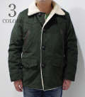 SUGAR CANE CORDUROY RANCH COAT