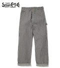 SUGAR CANE 11oz. HICKORY STRIPE WORK PANT