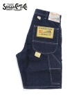 SUGAR CANE 11oz. DENIM WORK SHORTS