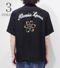 STYLE EYES Atomic Lanes BOWLING SHIRT