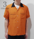 STYLE EYES TWO-TONE BOWLING SHIRT