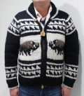 CANATA SNOW BUFFALO COWICHAN SWEATER