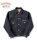STUDIO D'ARTISAN 40th刺繍DENIM JACKET