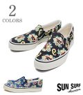SUN SURF MACINTOSH UKULELE SLIP-ON