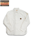 SAILOR MOKU WHITE CHAMBRAY WORK SHIRT
