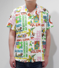 SUN SURF ISLAND TIME OPEN SHIRT