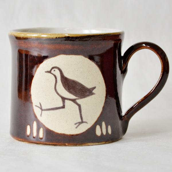 シロハラクイナマグカップ